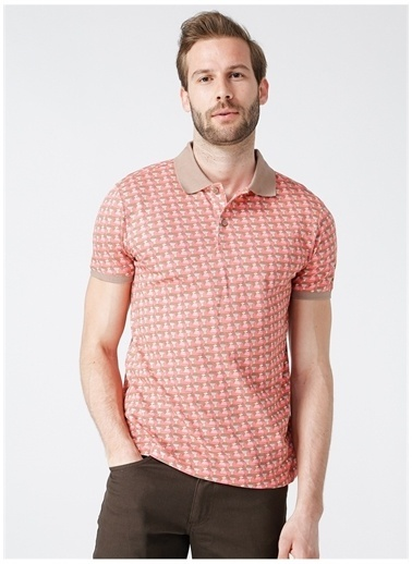 Pierre Cardin Pierre Cardin T-Shirt Kırmızı